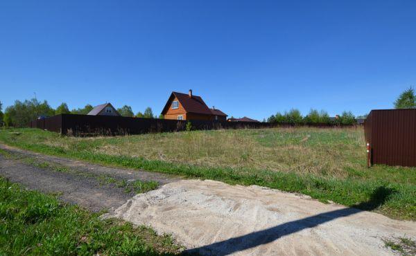 Участок в деревне Кушелово Лотошинского района